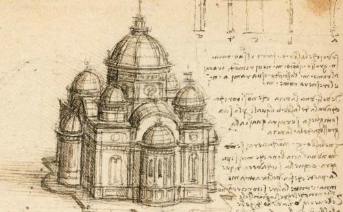 Leonardo Da Vinci Building Designs