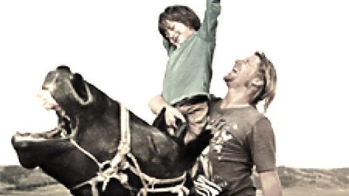 Autismus, šamani a koně