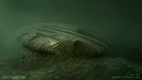 Ocean X team objevil jen čedičový polštář!