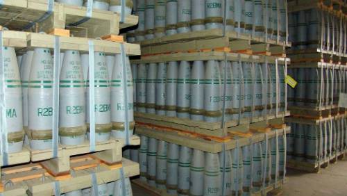 Úmluva o chemických zbraních