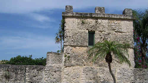 Záhadný Korálový hrad na Floridě