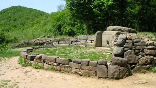 Tajemné kavkazské dolmeny