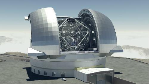 Astronomie chystá skok: třicetimetrové dalekohledy