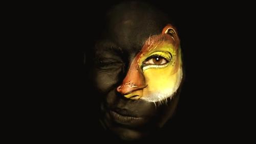 Emma Allen: Timelapse evoluce na obličeji umělkyně