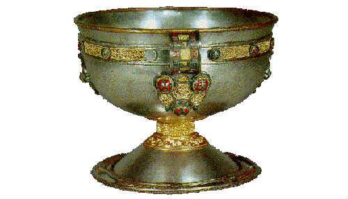 Svatý grál - relikvie světa