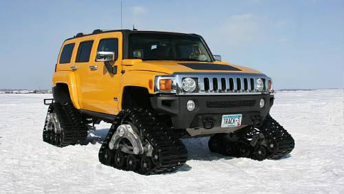 Když sníh není překážkou
