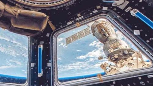 Prohlédněte si ISS ve Street View