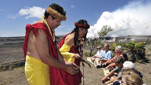 Havajští šamani Kahunové
