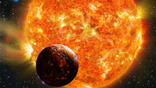 Pekelné planety, kde rok trvá pár hodin
