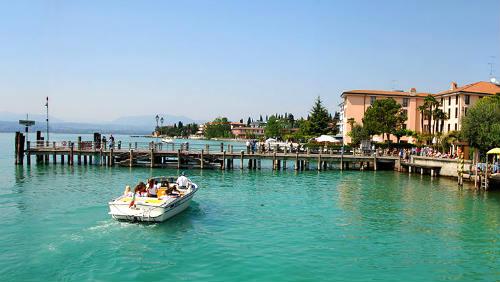 Tip na dovolenou nebo zastávku cestou: Lago di Garda