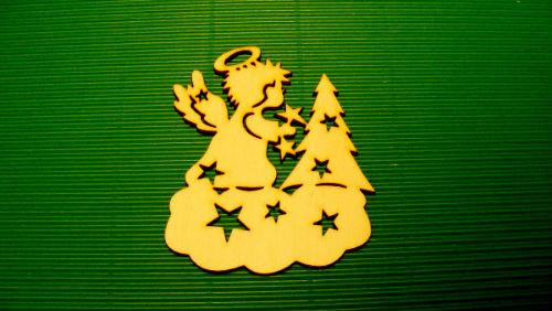 Modelrok - Rokytnice - ozdoby na vánoce