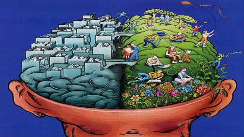 Mozek: Síla ANO a NE