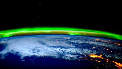 NASA: úchvatná 4K videa z vesmíru