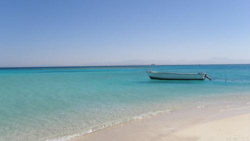 Ostrov Giftun - egyptský ráj na Zemi
