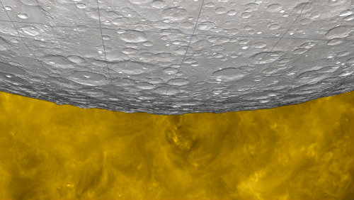 Netradiční pohled na zatmění Slunce