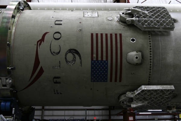 20 nejzásadnějších a nejpovedenějších fotek SpaceX