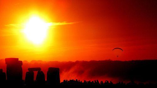 Slunovrat. Pro mnohé kultury významný den