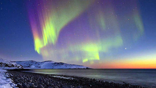 Vědecky objasněno: Záhadné zvuky polární záře