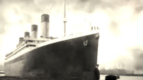 Titanik potopil oheň, nově tvrdí odborníci