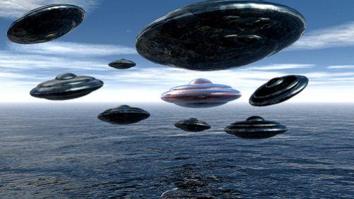 UFO konspirace