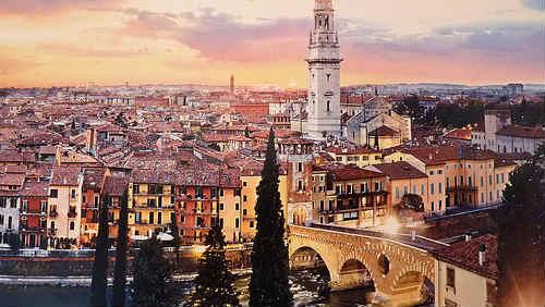 Za památkami do italské Verony
