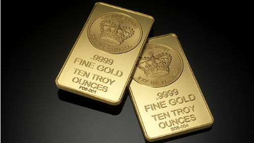 Přetavení zlata
