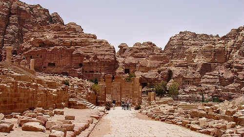 Ztracené město Petra